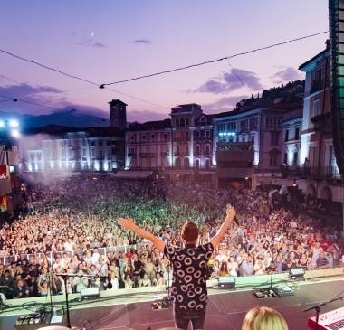 Moon & Stars 2018 Locarno - Piazza Grande -